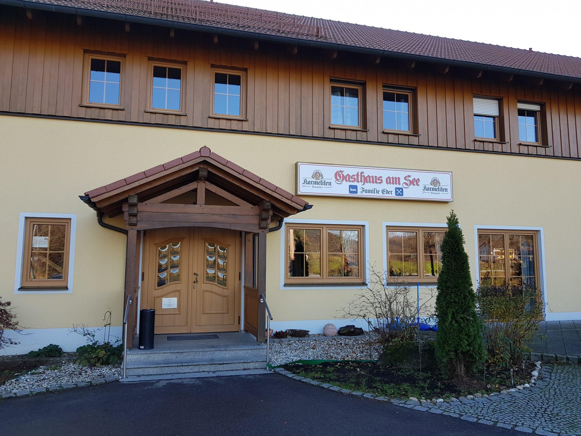 Gasthaus am See - Weihern